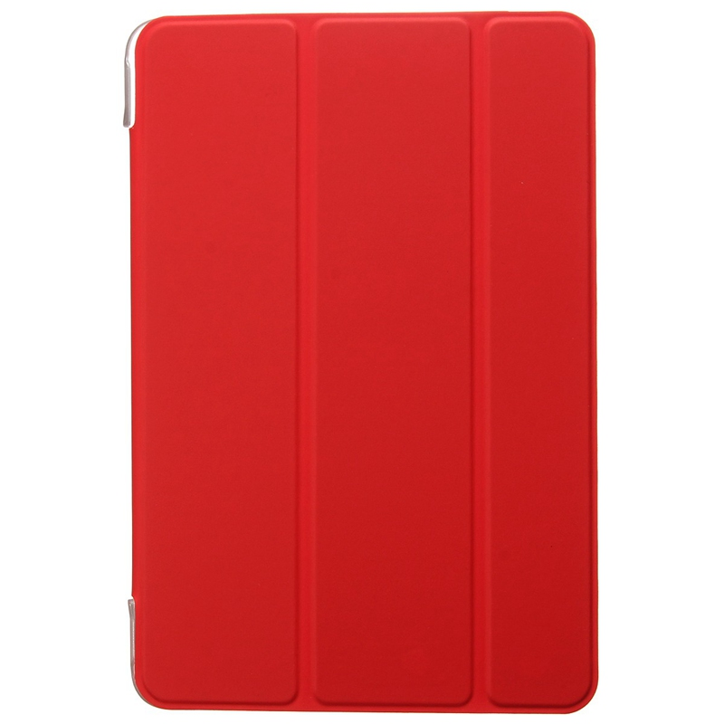 Tri-Fold Smart Sleep/Wake Flip PU Leather Case Cover Stand For Apple For IPad Mini4 Folding Folio Tablet Cover Case For 7.9inch tlp 3zhe luxury ultra slim pu leather case for ipad air 2 air2 smart flip fold cover stand for apple ipad6 wake up sleep