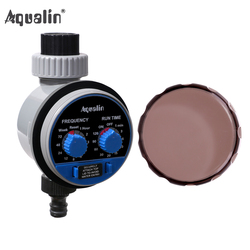 New Arrival Garden Watering Timer UV-proof  Ball Valve Automatic Water Timer Home Garden Irrigation Controller System #21025B