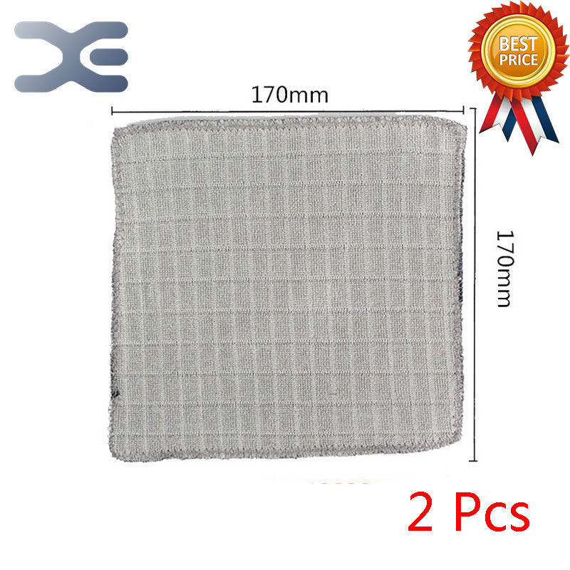 2 Pcs Vacuum Cleaner Parts Sweeping Machine Accessories Wipes High Quality Ecovacs Cleaner Accessories