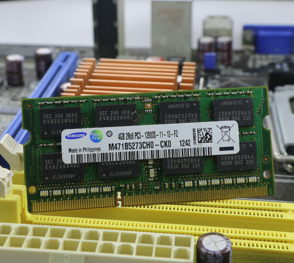 цена на Original samsung SEC planform DDR3 4GB 1600MHz 1600 PC3-12800S 4G notebook memory Laptop RAM SODIMM for amd for intel