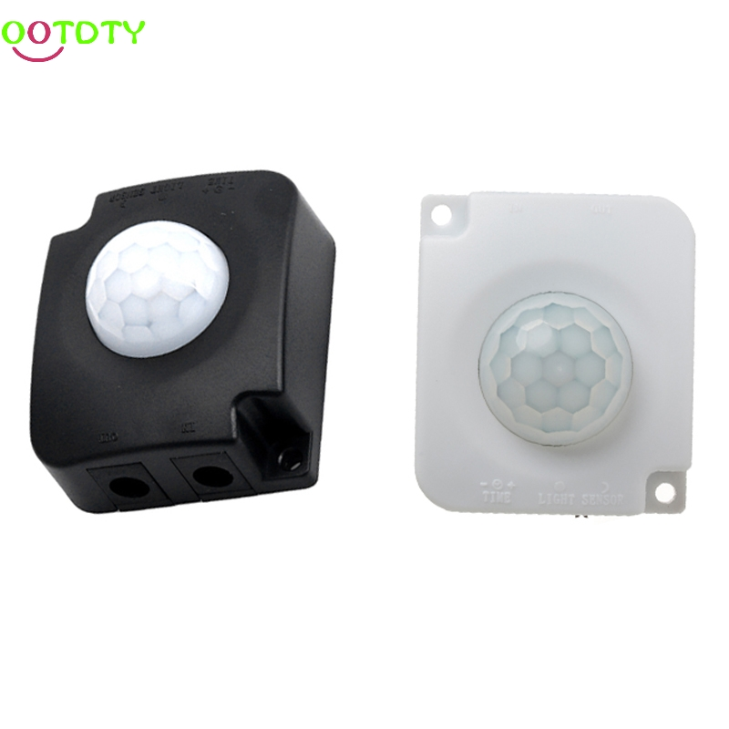 Automatic DC 12V 24V 10A Infrared Body PIR Motion Detector Sensor Switch 828 Promotion