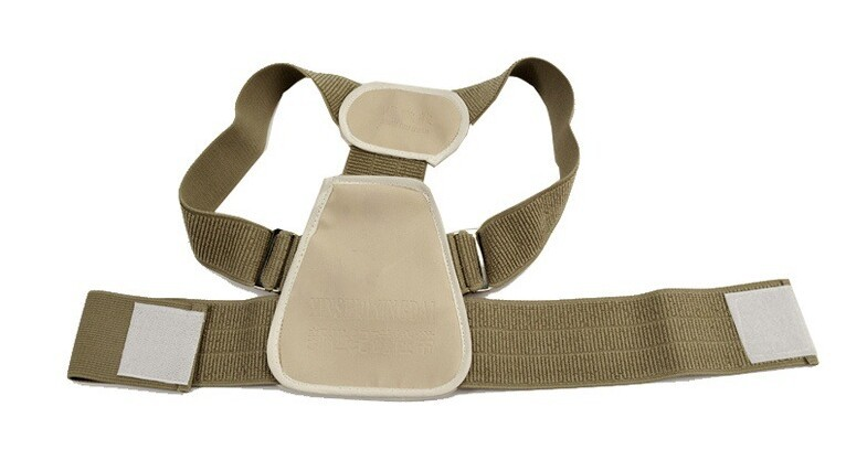 Child Back Shoulder Support Protector Back Brace Belt Corrector Posture Shoulder Support Belt Flexible Posture Back