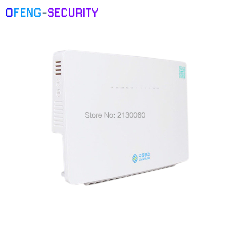 hs8546v ONT HS8546V HS 8546V GPON Router FTTH GPON ONU 4GE 4Port+1TEL+2USB+Wifi English firmware for Huawei MA5608T/MA5683T