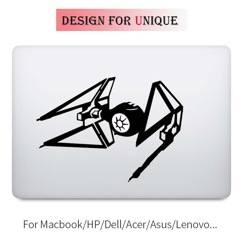 Tie Fighter Star Wars Laptop Decal for font b Apple b font font b Macbook b
