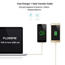 Magnetic 2 in 1 Charger Cable – Micro USB & Lightening