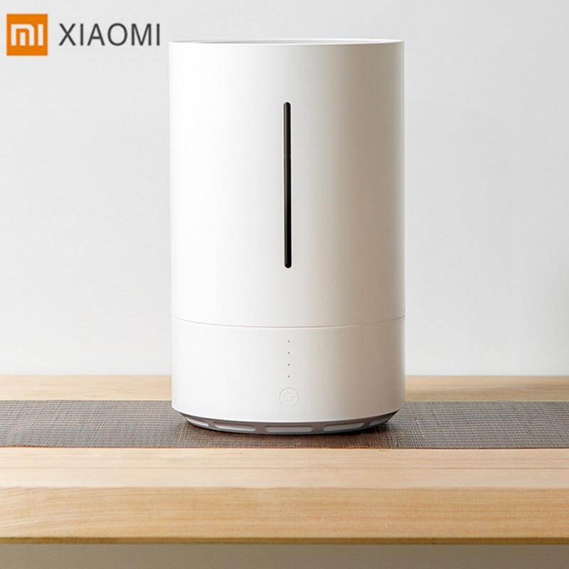 Xiaomi 2018 Original Smartmi CJJSQ01ZM humidificateur de stérilisation à ultrasons pour la maison stérilisation germicide UV MIJIA APP contrôle