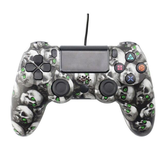 قابلة للتطبيق على ألعاب الكمبيوتر الشخصي وحدة تحكم ألعاب PS4 Wireld