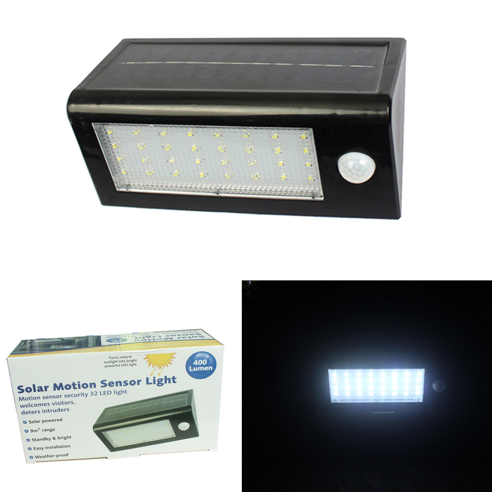 New Bright Solar Street Light 32led Body Sensor Wall Lamp Quartz Clock Final Schematic 400 Undefined
