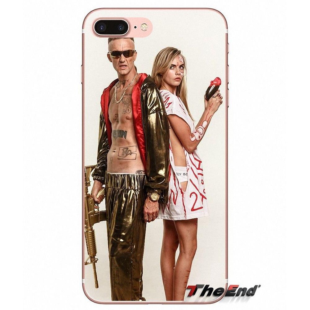 US $0 99 |Die Antwoord Rapper Ninja DJ Hi Tek Case For HTC One M7 M8 A9 M9  M10 E9 Plus Desire 630 530 626 628 816 820 Motorola G G2 G3-in Half-wrapped