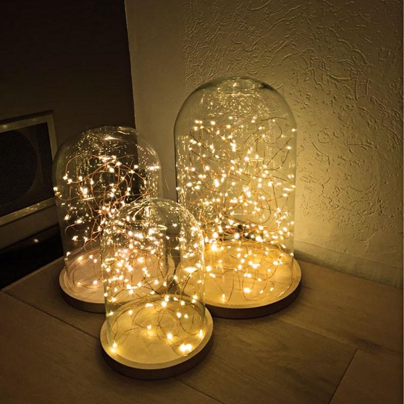 Ny LED String Light Utendørs Høy Bright Holiday Party Lighting 10M - Ferie belysning - Bilde 2
