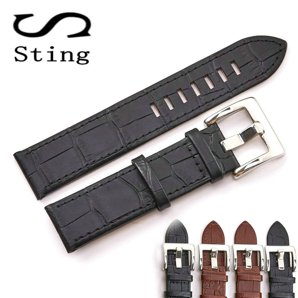Genuine Soft Calf Leather Watch Band Strap For Montblanc Mont Blanc/Star/36065/ Timewalker 20 22mm Watches Accessories Wristband