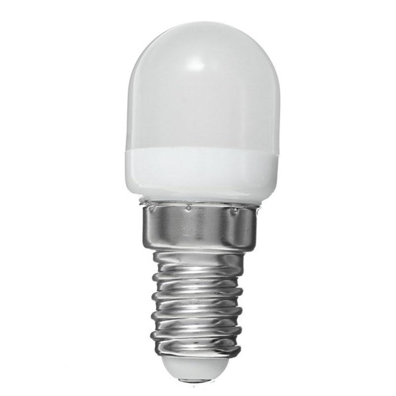 LED Light Bulb E14 1.5W Refrigerator Lamp Incandescent Filament Bulb White/ Warm White Indoor Chandelier Lighting AC200-240V
