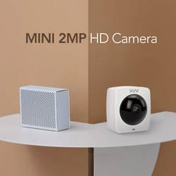 Мини 2MP HD CCTV камера безопасности wifi беспроводная домашняя облачная система хранения поддержка onvif H.265 IP камера макс до 64 ГБ