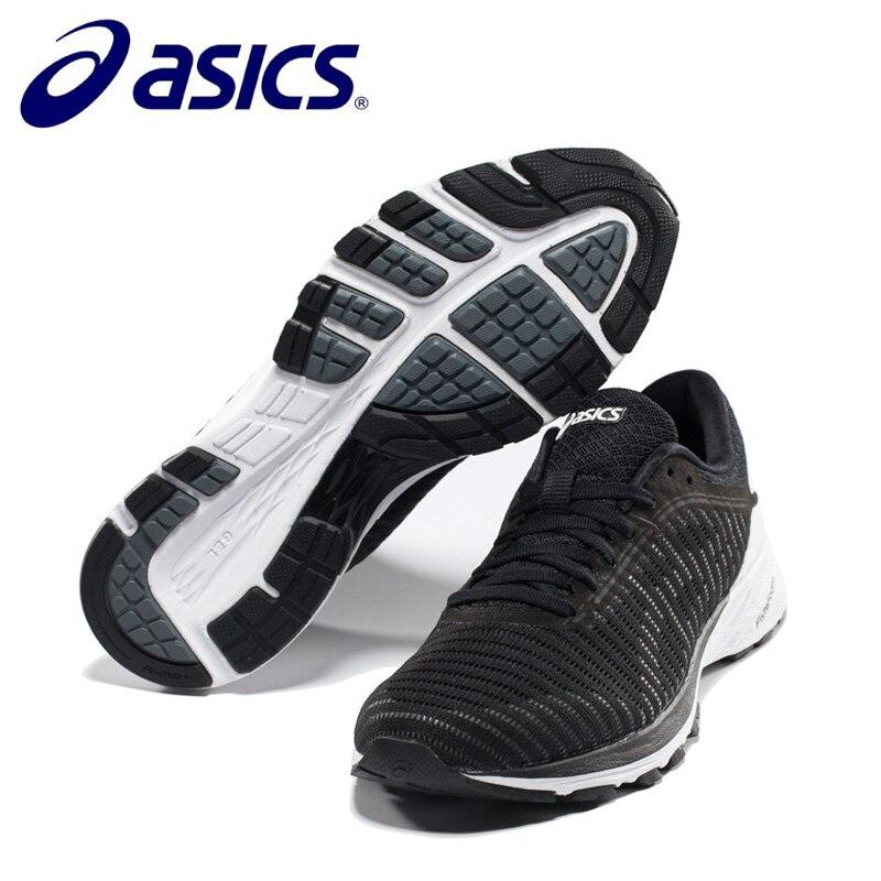 2018 NEW Original ASICS chaussures de course ASICS DynaFlyte 2 chaussures de sport Pour Hommes chaussures de course Sneakers Hommes Asics Gel