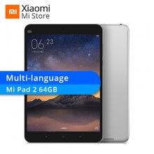 Multi-language Xiaomi Mi Pad 2 64GB MIUI Tablets 2 Intel Atom X5-Z8500 Quad Core Google Play 6190mAh 7.9'' 2048x1536 Screen PC