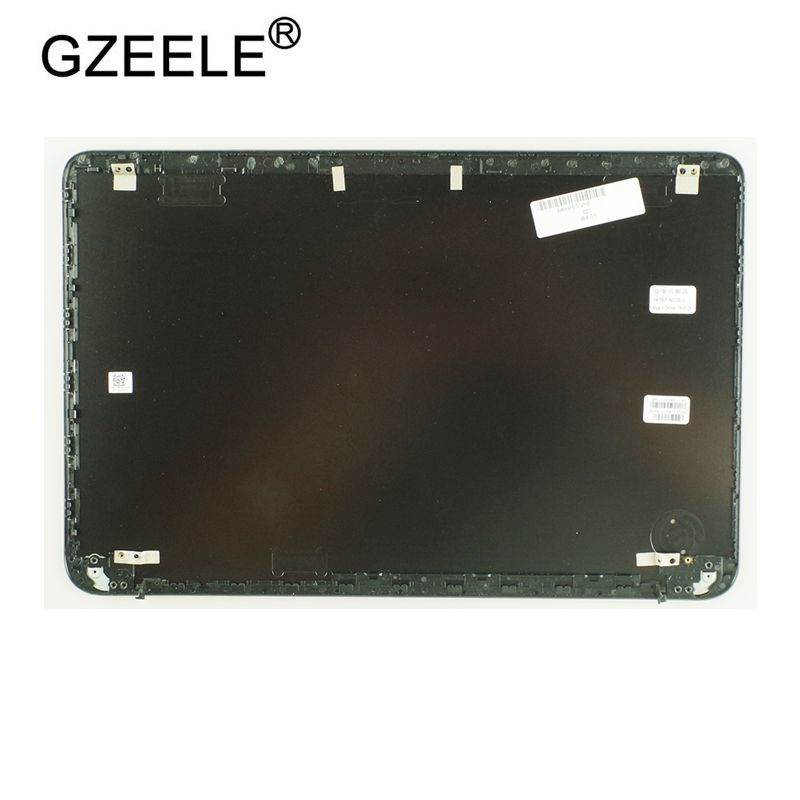 GZEELE New For HP SleekBook Envy6 Envy6-1000 LCD Back Cover Lid 686590-001 692382-001 AM0QL000900 LCD Back Shell A Cover Top