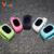 6 cores Vwar Originais Q50 GPS Smart Kids Seguro inteligente relógio de Pulso Chamada SOS Localizador Localizador Rastreador Anti Perdido Monitor de