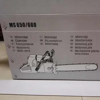 MS660 Chain Saw chainsaw WHITOUT guide Bar And Chain Free Shipping - DISCOUNT ITEM  5% OFF Tools