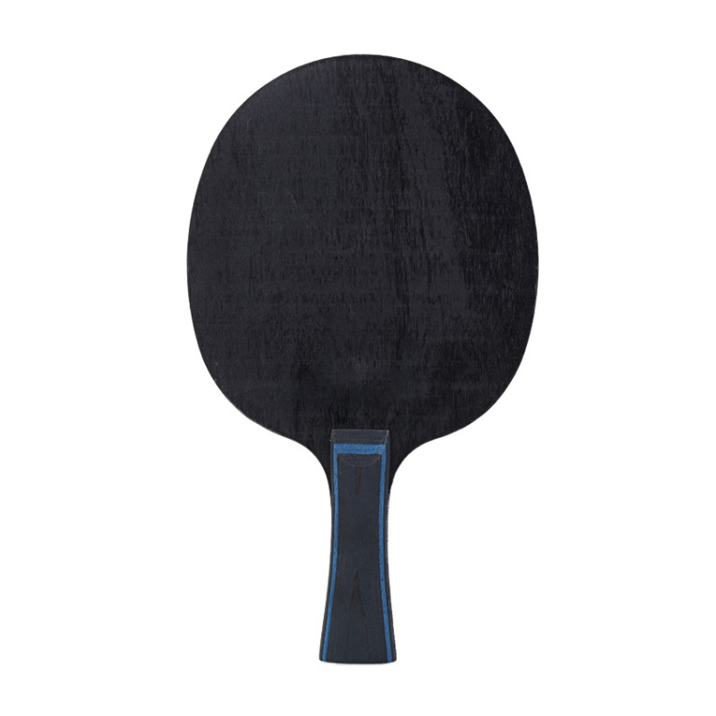 Table Tennis Racket Bottom Plate Ping-pong Bottom Plate Short Handle / Pen-hold Shockproof Blade Paddle Table Tennis