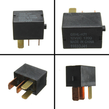 цена 1 pcs 12V Car Air Conditioning Relay OEM 39794-SDA-A05 Fits For Honda Civic Jazz CR-V FR-V G8HL-H71-12VDC 120Ω онлайн в 2017 году