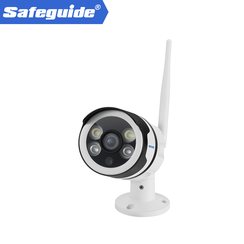 цена ESCAM QF508 IP Camera HD 1080P 2MP Security Camera Infrared camera wifi