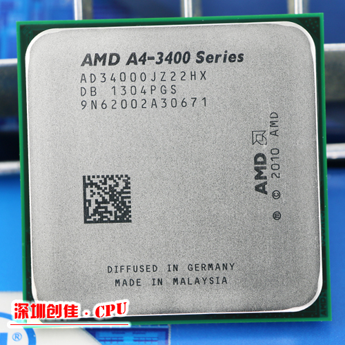 AMD A4-3400 APU DESKTOP PROCESSOR DRIVER DOWNLOAD FREE