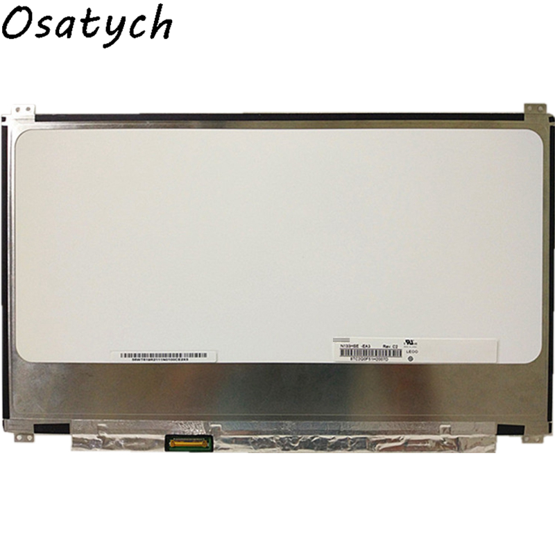 New 13.3inch for Notebook N133HSE-E21 LED LCD Screen Display Panel Replacement Screen Non-touch 1920*1080New 13.3inch for Notebook N133HSE-E21 LED LCD Screen Display Panel Replacement Screen Non-touch 1920*1080