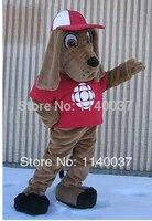 Талисман собака с капюшоном костюм талисмана обычай Необычные костюмы аниме косплей комплекты Mascotte тема маскарадный карнавальный костюм