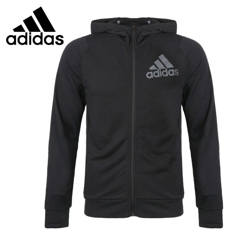 Original New Arrival 2018 Adidas PRIME HOODIE Men's jacket Hooded Sportswear original nike women s jacket hoodie sportswear