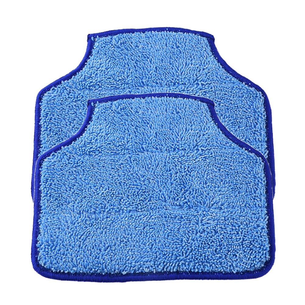 Micro-fiber Mopping Cloth Replacement Moping Pad for Neato XV BotVac 70E 75 80 85 D85 D80 D75 Washable & Reusable 2 Pieces free post new 3 piece 2015 newest neato xv 11 xv 12 xv 14 xv 15 xv 21 botvac 70e 75 80 85 cleaner mopping cloth