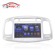 """Bway 8 """"de radio estéreo del coche para Hyundai Accent 2006-2011 android 6.0 coches reproductor de dvd con bluetooth, GPS, SWC, wifi, enlace Espejo"""
