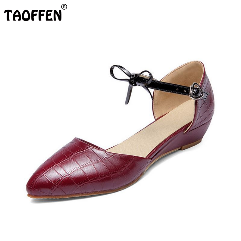 women flat shoes spring autumn summer sexy woman brand quality footwear fashion pointed toe tassel  shoes size 34-43 P22459 size 33 43 r08323 ladies pointed toe real genuine leather flat shoes women bowknot sexy spring fashion footwear brand shoes