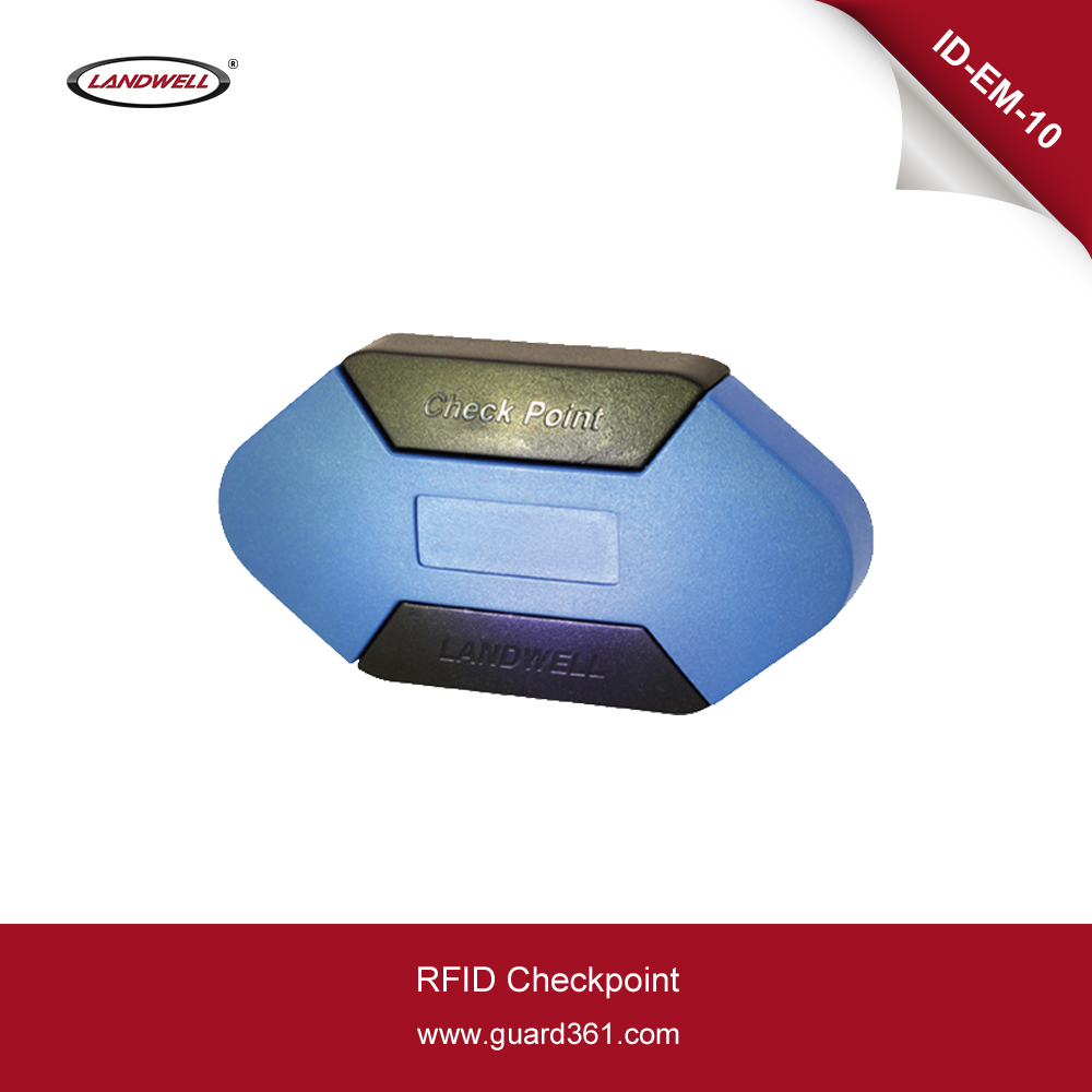 Rfid Checkpoint For Guard Patrol System