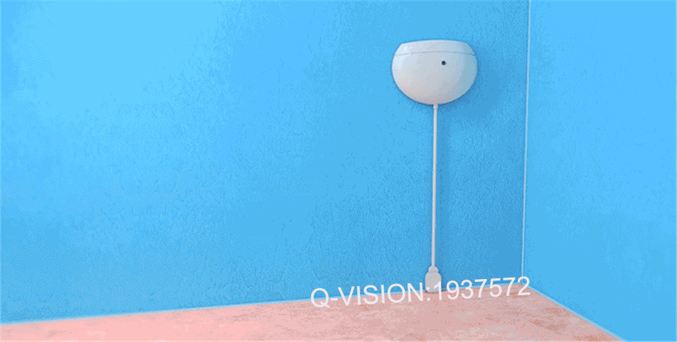 LifeSmart Water Immersion Sensor Home Prevent Water Leakage Overflow Two-way Alarm Realtime Monitor Smart Home Sensor by Phone