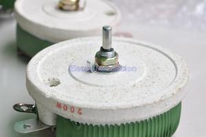Image 2 - 200W 200 OHM High Power Wirewound Potentiometer, Rheostat, Variable Resistor, 200 Watts.