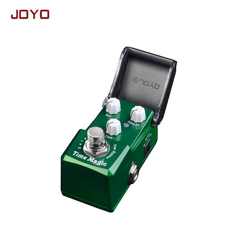 Free shipping JOYO JF-304 New Product Time Magic Delay Mini Smart Effect Pedal analog sounding digital delay 600ms ture bypass joyo jf 304 new product time magic delay mini smart effect pedal analog sounding digital delay 600ms ture bypass free shipping