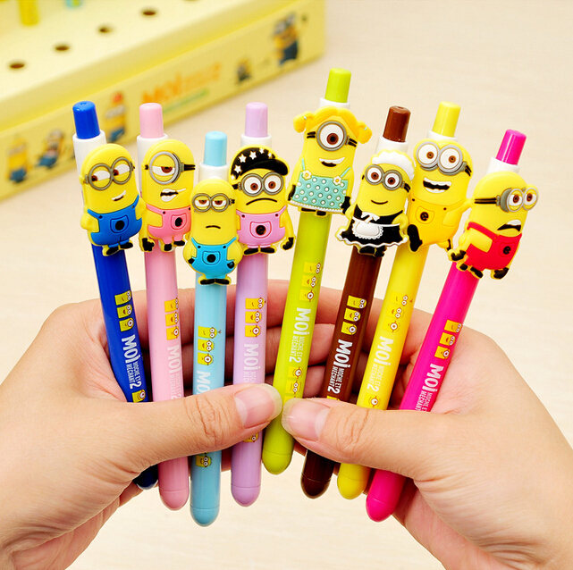 ME 4PCS Cute Creative Hand HELP Marker Stationery Novelty Book Label Help Me