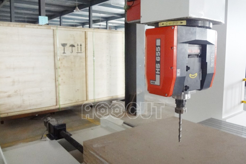 5 axis 1224 cnc woodworking machine popular 3
