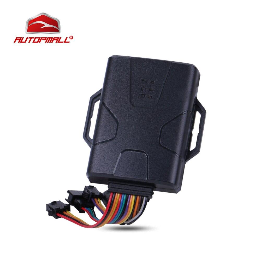 Новые GPS трекер gt800 отслеживания Водонепроницаемый и пылезащитный состояния двери обнаружения может найти автомобиль вызывая Light & зуммер