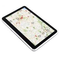 5 Inch GPS Navigation Car Truck Navigator 128M+8GB MTK FM SAT NAV Navitel With Europe Maps#560