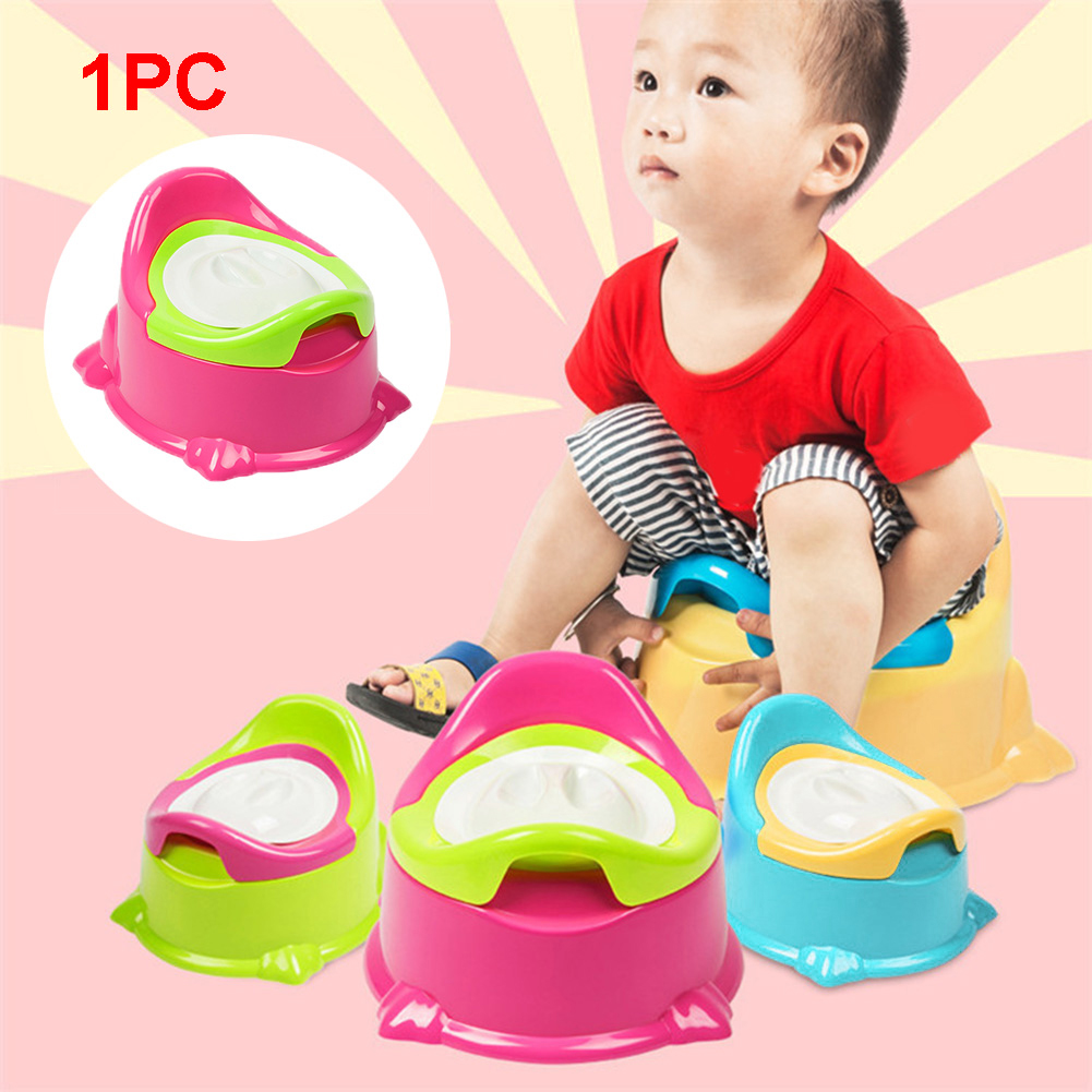 Kids Baby Child's Potty Training Toddler Toilet Urinate Seat Basin Baby Toilet Training for 6 Month to 6 Years Old Kids | Happy Baby Mama