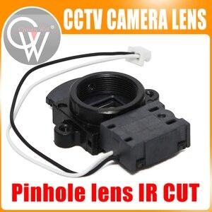 Image 1 - 10 Cái/lốc 5.0 Megapixel M12 Ống Kính Lỗ Kim Đặc Biệt Cắt Lọc Hồng Ngoại ICR Dual ICR Đôi Switcher IR CUT 20 Mm Ống Kính giá Đỡ