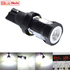 1PCS T15 T16 W16W 912 921 CANBUS Error Free LED Bulbs Car Back-up Reverse Light Super Bright 20W 12V DC Xenon White