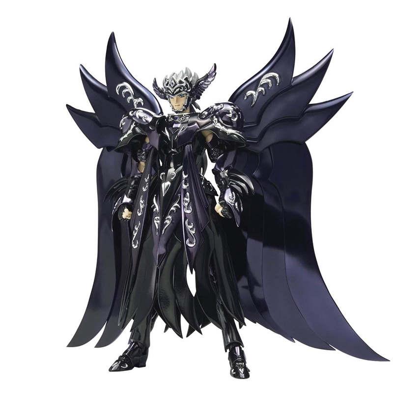 Anime Saint Seiya: Legend of Sanctuary THE LOST CANVAS Metal armor Thanatos and Hypnos Collectible Model ToysAnime Saint Seiya: Legend of Sanctuary THE LOST CANVAS Metal armor Thanatos and Hypnos Collectible Model Toys