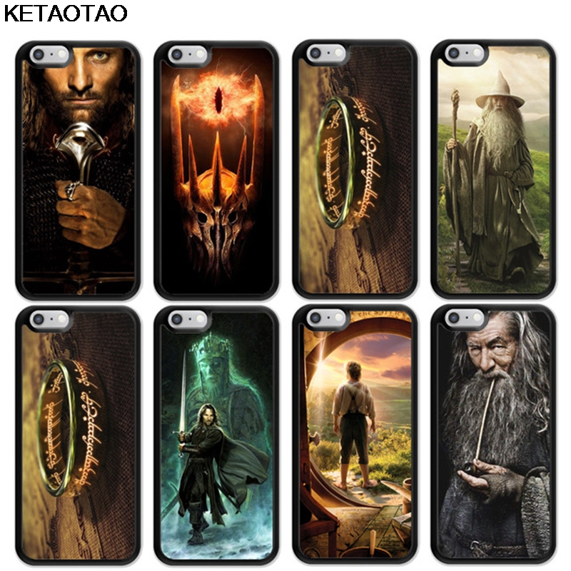 Inspired by Lord of the rings silicone iPhone case Lord of the ...