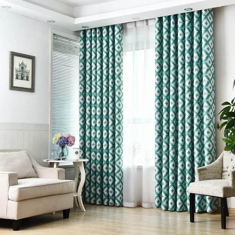 einfache vorhang muster-kaufen billigeinfache vorhang muster ... - Moderne Vorhange Fur Schlafzimmer