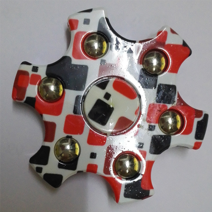 New Fidget Spinner Fidgete Stress Toys Plastic Professional Children Kids Toy Gifts Handspinner Children Adults Hand Spinner