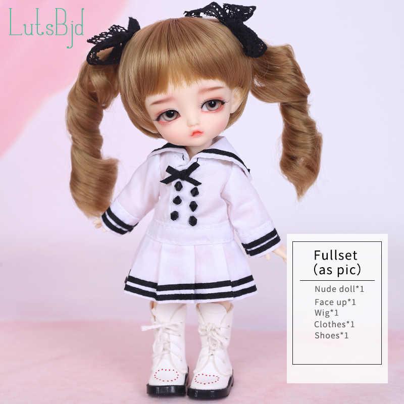 OUENEIFS Алиса Luts tiny delf bjd sd кукла 1/8 модель для маленьких девочек Мальчики-куклы глаза высокое качество игрушки магазин бесплатные глаза