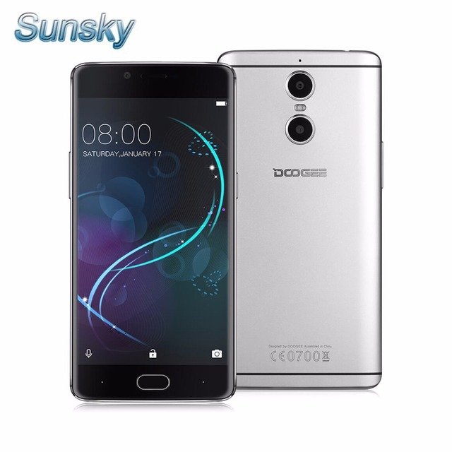 "Original Doogee Shoot 1 Dual Camera 5.5"" FHD 1920*1080 13.0MP Android 6.0 Smartphone MT6737T 2+16GB Fingerprint OTG Mobile Phone"