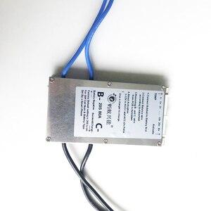 Image 4 - Smart Bluetooth 7S 20S Lifepo4 DELLE CELLULE li ion Bordo di protezione Della Batteria BMS 400A 320A 300A 100A 80A DEL TELEFONO APP 8S 10S 12S 13S 14S 16S